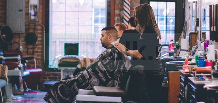 Открытие парикмахерской